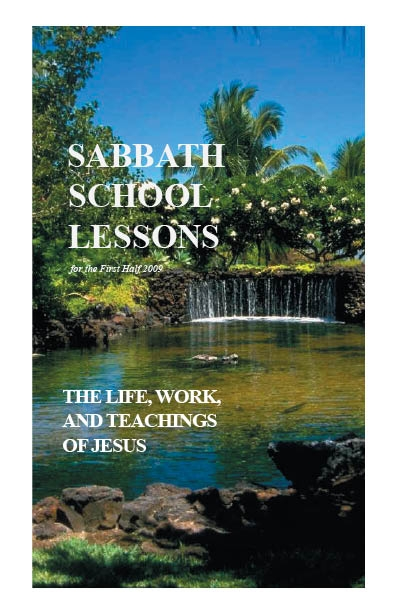 Adventist sabbath school lessons for adults